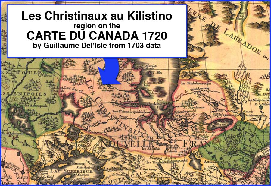 the Christineaux Region